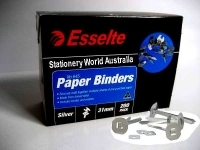 Esselte 645 Paper Binders 31mm BX200