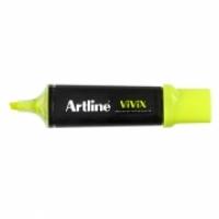 Artline Vivix Liquid Highlighter Yellow