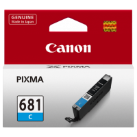Canon Ink Cartridge CLI681 (681C) Cyan