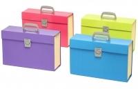 Portafile Marbig 9002399 Carry File Summer Colours