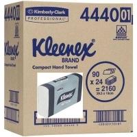 Kleenex 4440 Compact Hand Towel 29.5x19cm (90 Towels) CTN24