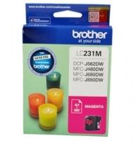 Brother Ink Cartridge LC231M Magenta
