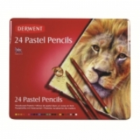 Derwent Pastel Pencils set24 Assorted R32992