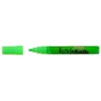 Texta Liquid Chalk Dry Wipe Marker 4.5mm Green