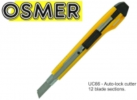 Osmer Knife Cutter UC66 Small Snapoff Blade