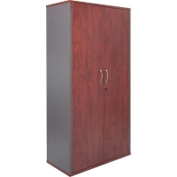 Rapid  Manager Stationery Cupboard H1800xW900 Appletree