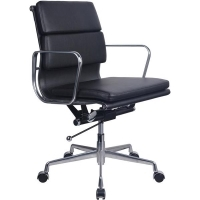 RAPIDLINE EXECUTIVE MEETING CHAIR Black PUPU900M
