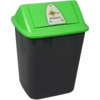 Italplast Waste Separation System Bin 32L Organics