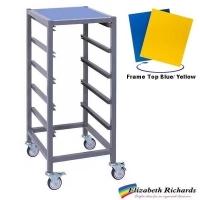 Elizabeth Richards Single Tote Tray Trolley