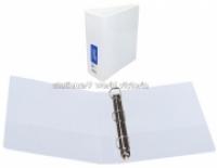 Bantex Insert Binder A5 3D 25mm (200page) White BX25