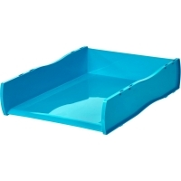 Esselte Nouveau document Tray Stackable 46801 Marine