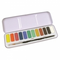 Derwent Academy Pan Set Watercolour set12 2301955