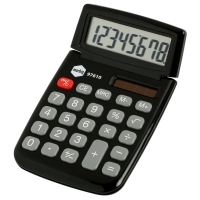 Marbig Calculator 97610 Pocket 8digit Dual Power