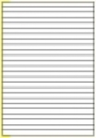 Custom Label 405 A4 BX100 23/sheet White 210x12