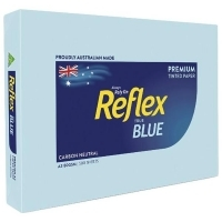 Reflex Tint Coloured Paper A3 80gsm Blue Box of 3 Reams