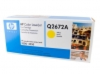 HP Toner 309A Q2672A Yellow
