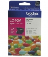 Brother Ink Cartridge LC40M Magenta