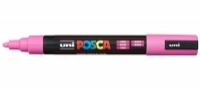 POSCA Uni Marker PC5M Bullet Point 2.5mm  Pink