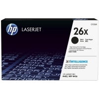 HP Toner 26X CF226X Black High Capacity