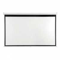 QUARTET PROJECTION SCREEN 16:9 Wall Electric 294x166cm